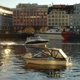 NORWAY - Bergen Harbour Boats