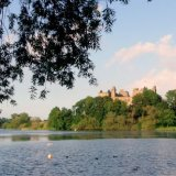 Palace - Linlithgow Palace and St.Michael's Church (Panorama)