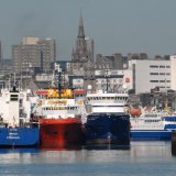 SCOTLAND - Aberdeen Harbour