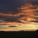 SCOTLAND - Garlogie Sunset