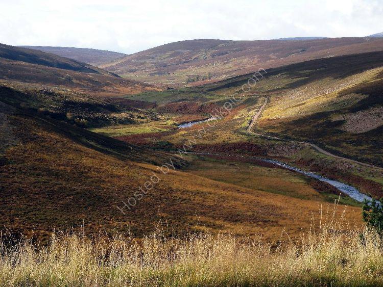 SCOTLAND - Glen Dye