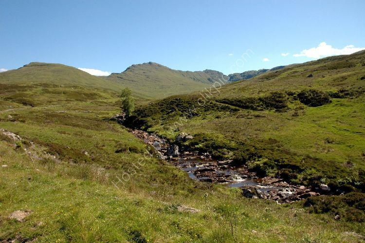 SCOTLAND - Highland Stream