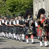 SCOTLAND - Pipe Band Panorama
