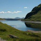 SCOTLAND - Reservoir near Ben Lawers