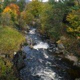 SCOTLAND - River Clunie at Braemar