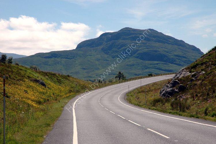 SCOTLAND - The Road to Loch Laggan