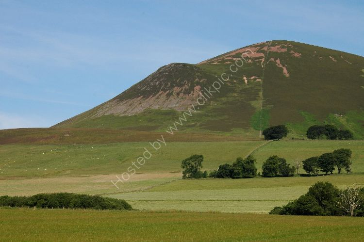 SCOTLAND - Tinto Hill in Summer