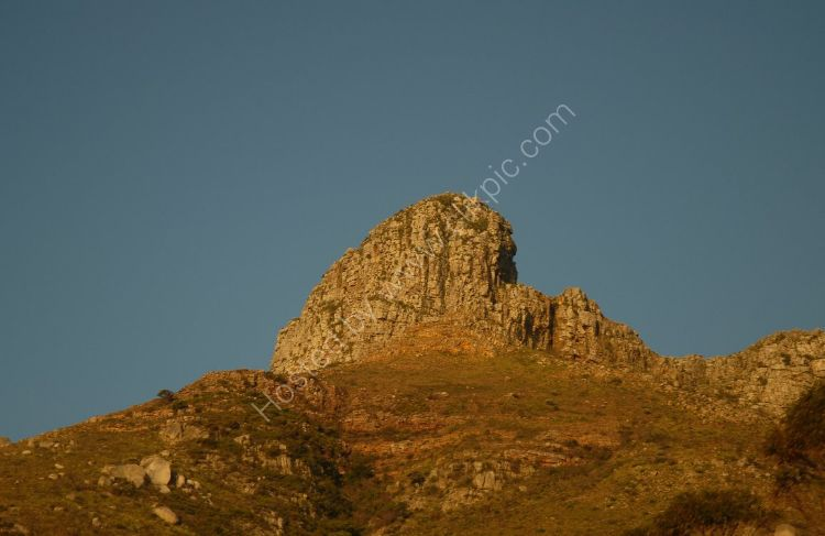 SOUTH AFRICA - Lions Head Rock, Cape Town