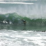 SOUTH AFRICA - Water-Skiing at Cape Town
