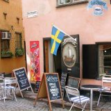 SWEDEN - Oldest Cafe in Sweden