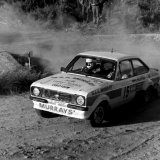 Snowman Rally - Gordon Smith (Ford Escort) Car 15