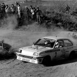 Snowman Rally - Vauxhall Chevette (Car 3)