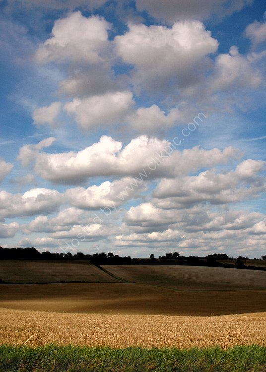 Summer - Clouds over Surrey