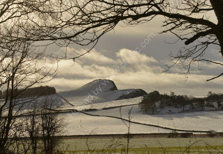 Winter - Winter at Binny Craig