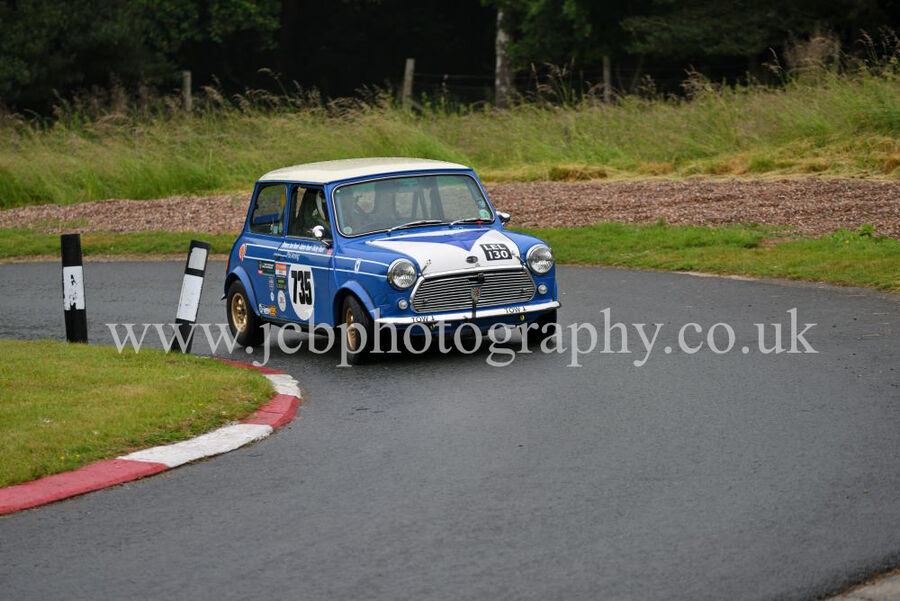 Mini Cooper S MK3 driven by Adele Hunt