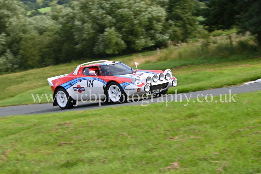 Listerbell STR driven by John Heseltine