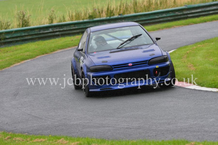 Subaru Impreza driven by Andy Hill