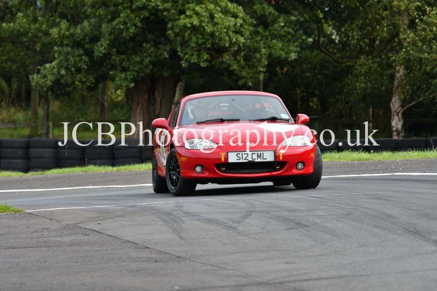 Mazda MX5 driven by Andrew Connell