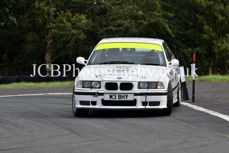 BMW M3 driven by Pasquale Abruzzese