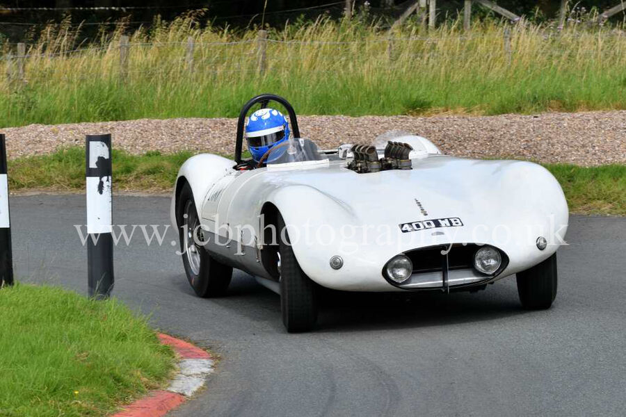 Chapman Mercury MkIII driven by Oliver Tomlin