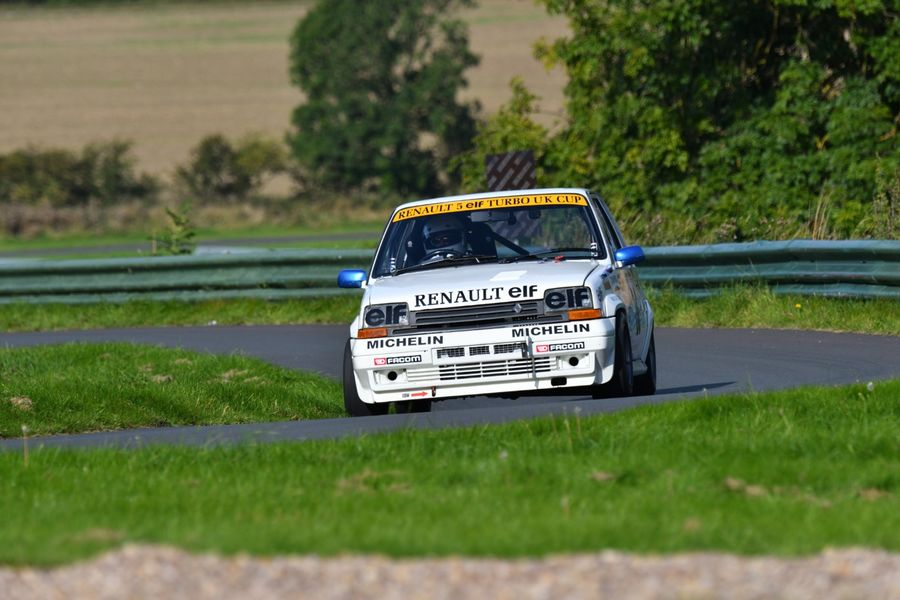 Renault 5 GT Turbo Cup driven by Johnny Hulme