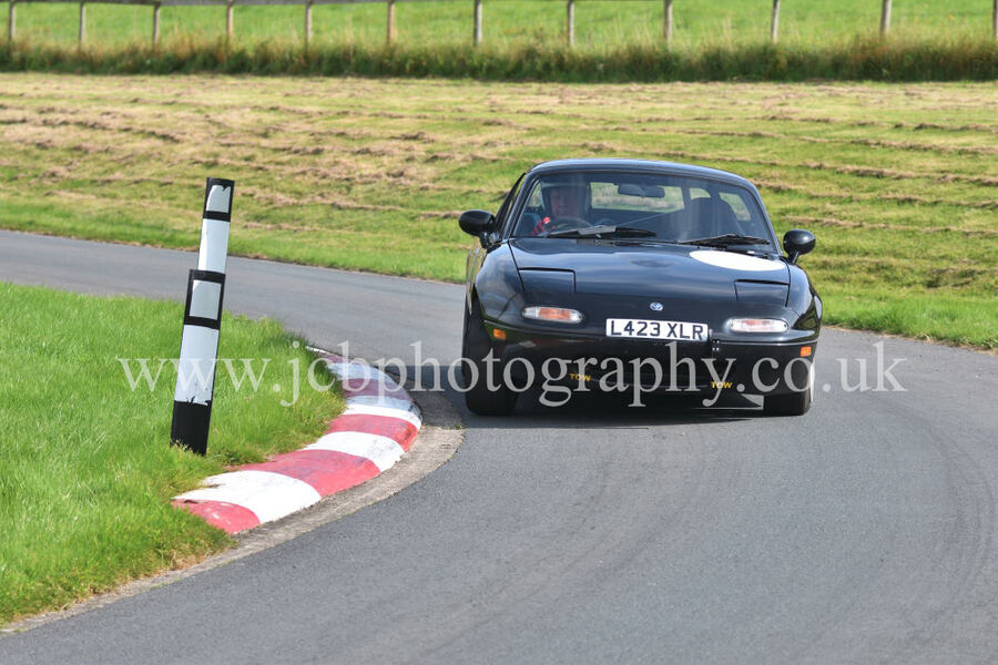 Mazda MX5 driven by Robert Yuill Snr