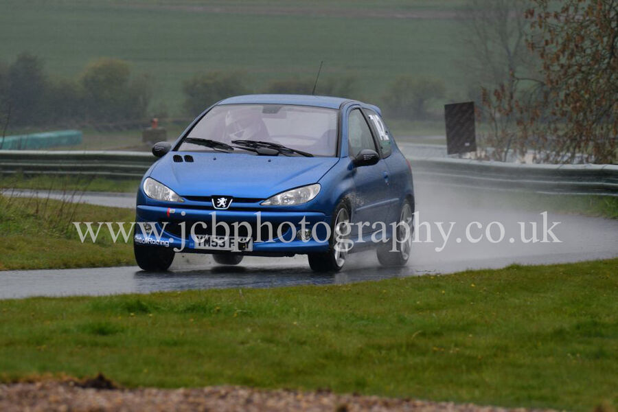 Peugeot 206 GTi driven by Stephen Kettlewell
