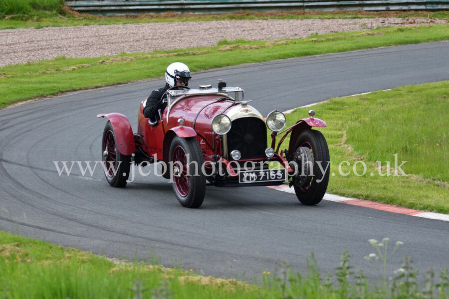 Bentley 3/4.5 Litre driven by Mike Littlewood