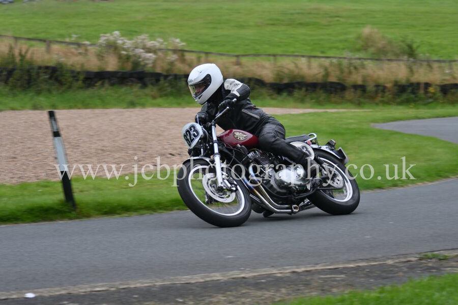 BSA ridden by Nigel Wheatley