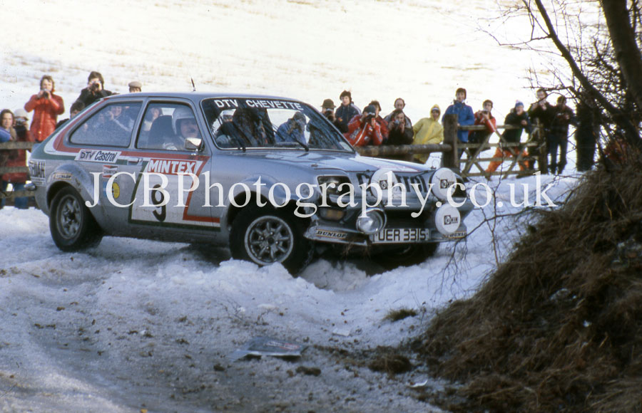 Jimmy McRae Mintex Rally