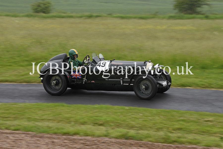 Bentley 3/8 driven by Jolyon Harrison