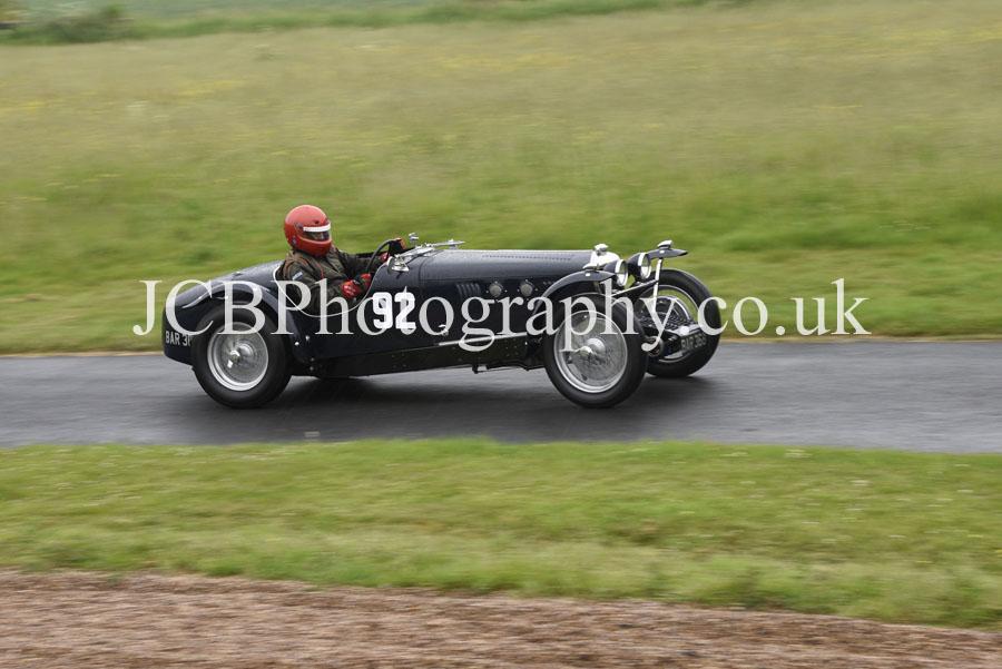 Riley MPH driven by Colin Wolstenholme