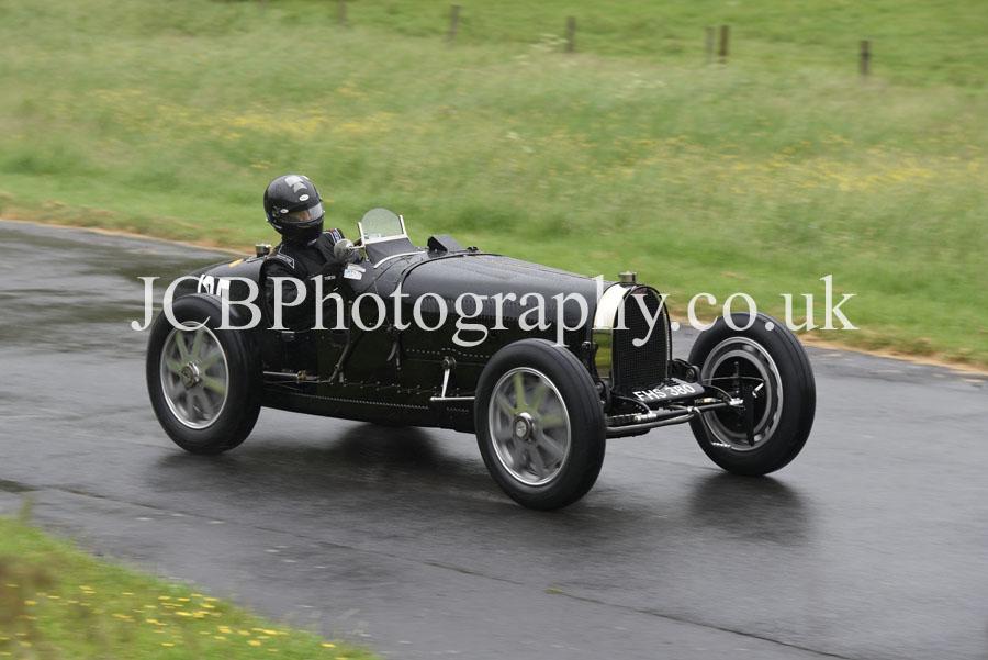 Bugatti Type 51 driven by Edmund Burgess
