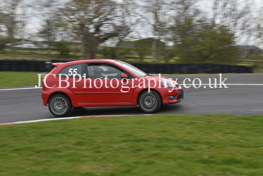 Ford Fiesta ST driven by John Pinder