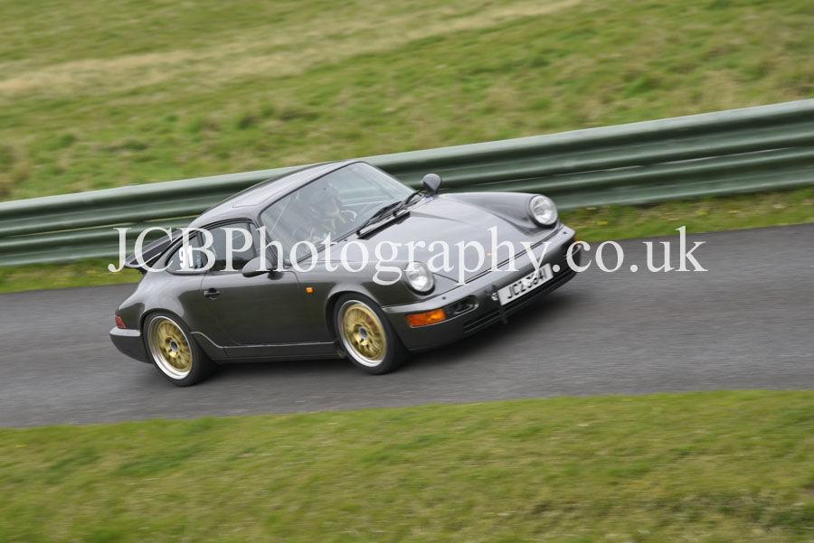 Porsche 911 driven by Peter Herbert