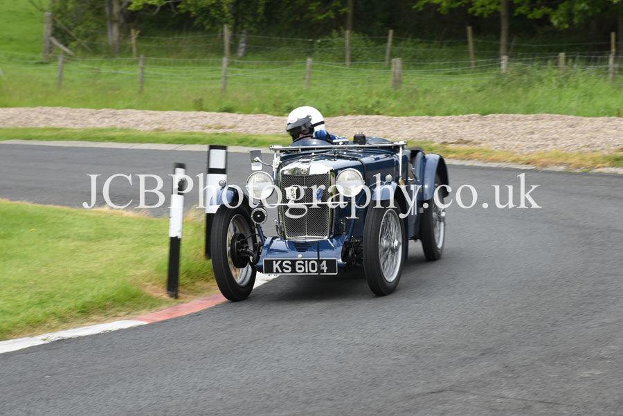 MG J2 driven by Andrew Harrington