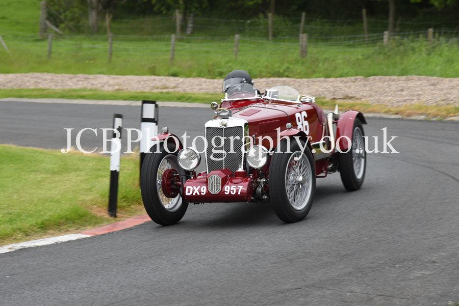 MG Magna F1 driven by Steven McEvoy