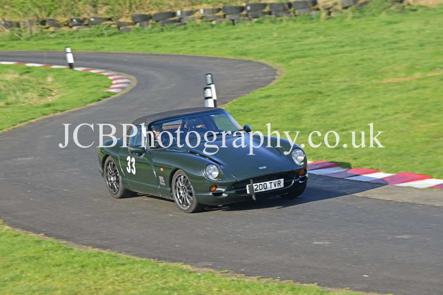 TVR Chimera driven by Dave Barrowclough