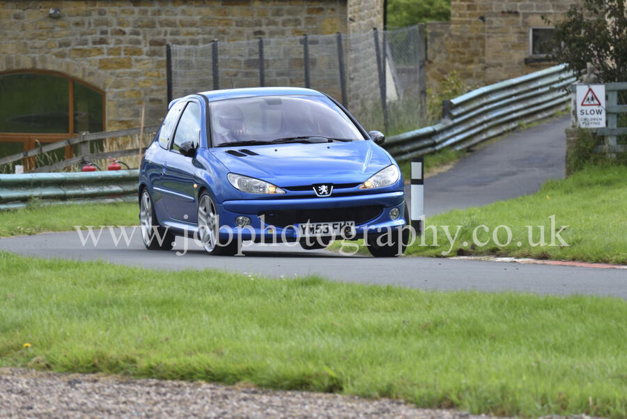 Peugeot 206 GTi driven by Alexander Hall