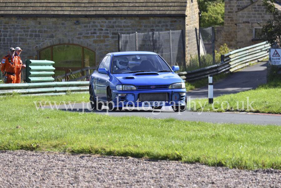 Subaru Impreza WRX driven by Frank Cooper