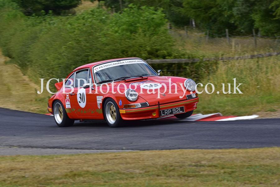 Porsche 911 SC-RS driven by Ross McDonald