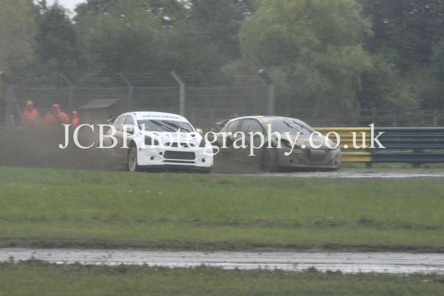 Supercars of Julian Godfrey and Mark Higgins
