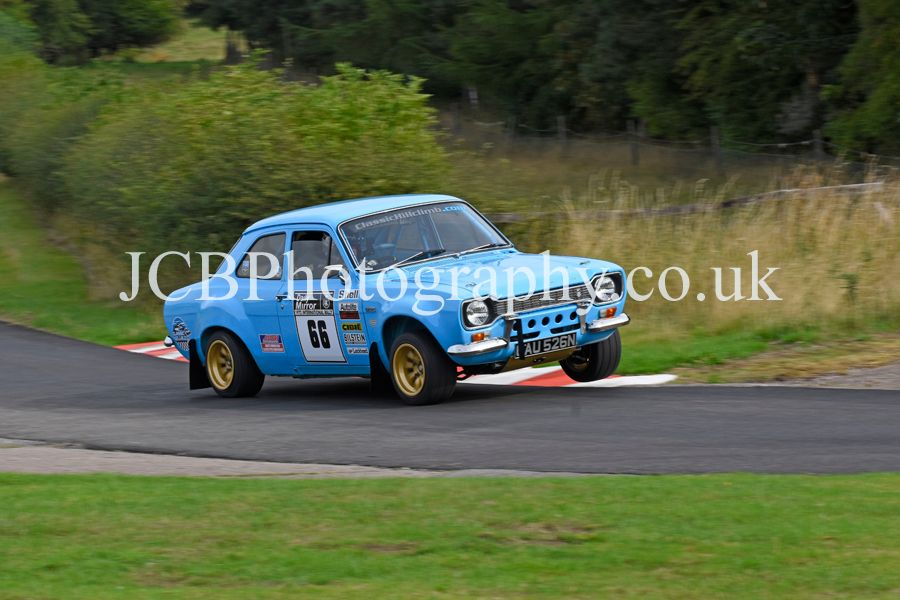 Ford Escort RS1600 driven by Simon Braithwaite