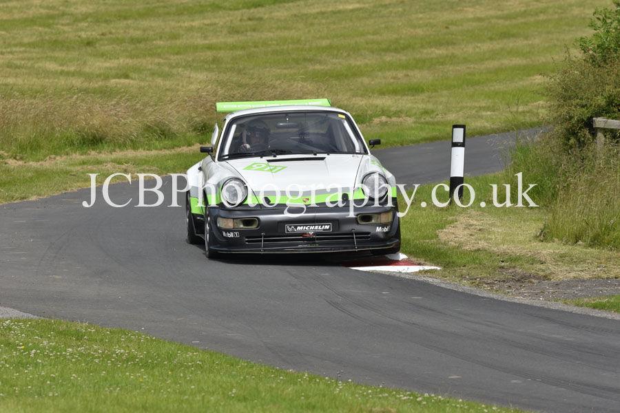 Porsche 911 driven by Simon Dawes