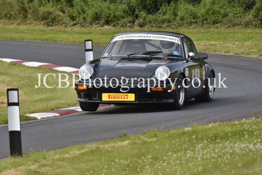 Porsche 911 Carrera 3 driven by Nick Wadsworth