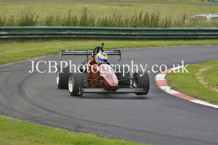 PCD Saxon driven by Steve Marr