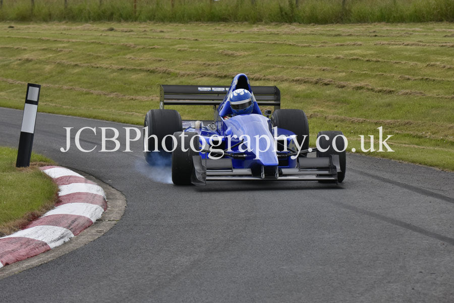 Pilbeam MP97 driven by Oliver Tomlin
