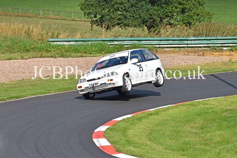 Suzuki Swift GTi driven by Mark Teale