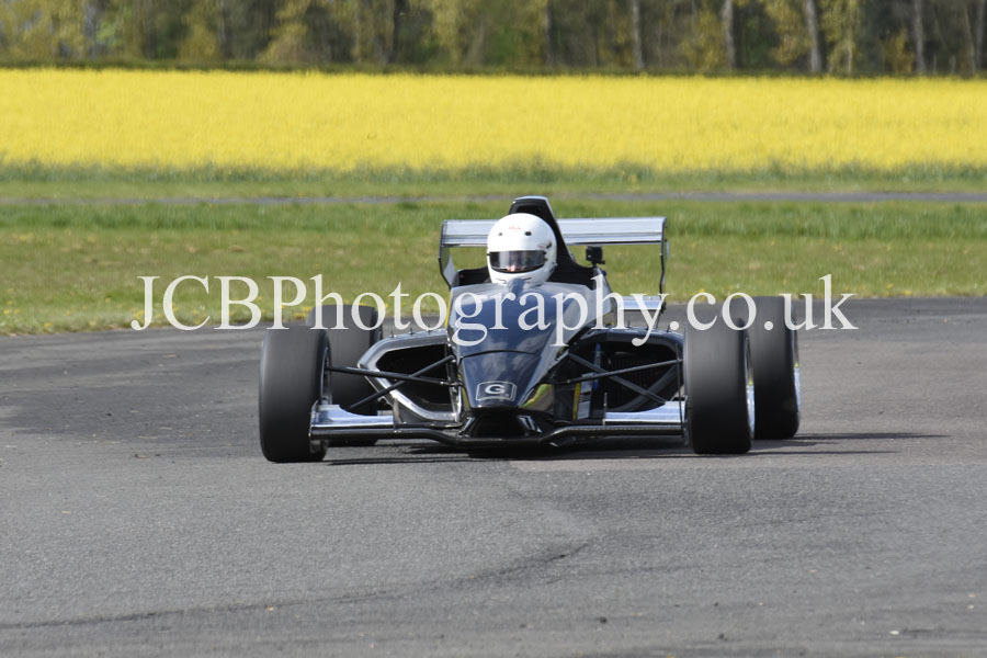 Mygale M13-SJ Ecoboost driven by Graham Blackwell
