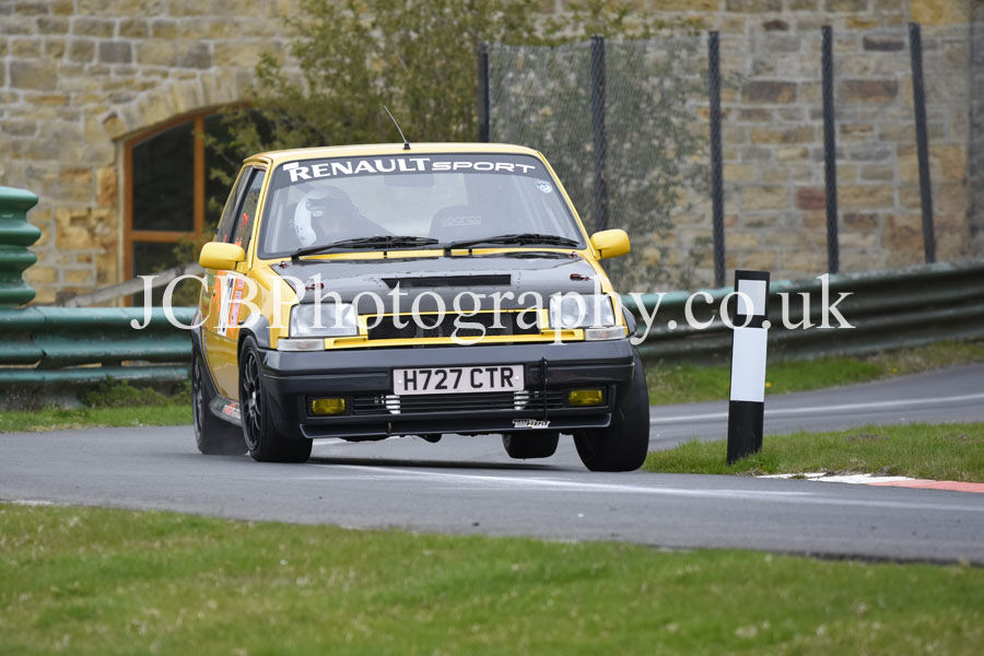 Renault 5 GT driven by Graham Norminton
